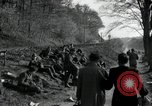 Image of German civilians on east bank of Mulde River Grimma Germany, 1945, second 16 stock footage video 65675073903