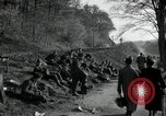 Image of German civilians on east bank of Mulde River Grimma Germany, 1945, second 18 stock footage video 65675073903