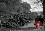 Image of German civilians on east bank of Mulde River Grimma Germany, 1945, second 20 stock footage video 65675073903