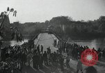 Image of German civilians on east bank of Mulde River Grimma Germany, 1945, second 32 stock footage video 65675073903