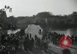 Image of German civilians on east bank of Mulde River Grimma Germany, 1945, second 35 stock footage video 65675073903