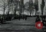 Image of German civilians on east bank of Mulde River Grimma Germany, 1945, second 52 stock footage video 65675073903