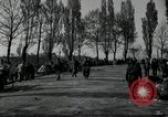 Image of German civilians on east bank of Mulde River Grimma Germany, 1945, second 53 stock footage video 65675073903