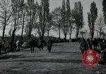Image of German civilians on east bank of Mulde River Grimma Germany, 1945, second 54 stock footage video 65675073903