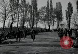 Image of German civilians on east bank of Mulde River Grimma Germany, 1945, second 56 stock footage video 65675073903