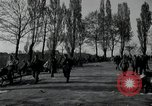 Image of German civilians on east bank of Mulde River Grimma Germany, 1945, second 57 stock footage video 65675073903