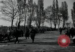 Image of German civilians on east bank of Mulde River Grimma Germany, 1945, second 58 stock footage video 65675073903