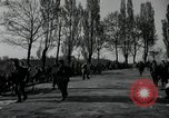 Image of German civilians on east bank of Mulde River Grimma Germany, 1945, second 59 stock footage video 65675073903