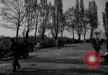 Image of German civilians on east bank of Mulde River Grimma Germany, 1945, second 61 stock footage video 65675073903