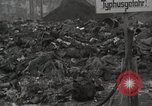 Image of former inmates Germany, 1945, second 12 stock footage video 65675073905
