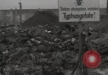 Image of former inmates Germany, 1945, second 16 stock footage video 65675073905