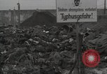 Image of former inmates Germany, 1945, second 17 stock footage video 65675073905