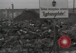 Image of former inmates Germany, 1945, second 18 stock footage video 65675073905