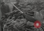 Image of former inmates Germany, 1945, second 38 stock footage video 65675073905
