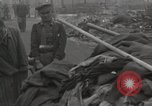 Image of former inmates Germany, 1945, second 40 stock footage video 65675073905