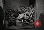 Image of pile of emaciated corpses Germany, 1945, second 9 stock footage video 65675073907