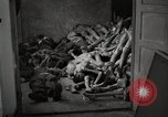 Image of pile of emaciated corpses Germany, 1945, second 16 stock footage video 65675073907