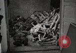 Image of pile of emaciated corpses Germany, 1945, second 26 stock footage video 65675073907