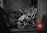 Image of pile of emaciated corpses Germany, 1945, second 31 stock footage video 65675073907