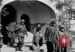 Image of emaciated corpses Germany, 1945, second 7 stock footage video 65675073908