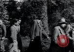 Image of emaciated corpses Germany, 1945, second 11 stock footage video 65675073908