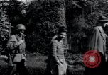 Image of emaciated corpses Germany, 1945, second 12 stock footage video 65675073908