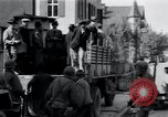 Image of emaciated corpses Germany, 1945, second 17 stock footage video 65675073908