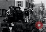 Image of emaciated corpses Germany, 1945, second 19 stock footage video 65675073908