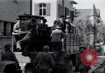 Image of emaciated corpses Germany, 1945, second 23 stock footage video 65675073908