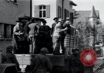 Image of emaciated corpses Germany, 1945, second 25 stock footage video 65675073908