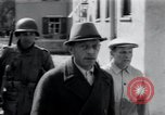 Image of emaciated corpses Germany, 1945, second 29 stock footage video 65675073908