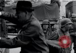 Image of emaciated corpses Germany, 1945, second 39 stock footage video 65675073908
