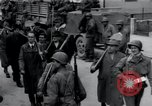 Image of emaciated corpses Germany, 1945, second 52 stock footage video 65675073908
