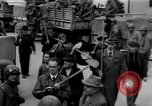 Image of emaciated corpses Germany, 1945, second 54 stock footage video 65675073908