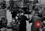 Image of emaciated corpses Germany, 1945, second 55 stock footage video 65675073908