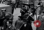 Image of emaciated corpses Germany, 1945, second 56 stock footage video 65675073908
