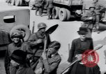 Image of emaciated corpses Germany, 1945, second 60 stock footage video 65675073908