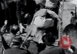 Image of emaciated corpses Germany, 1945, second 62 stock footage video 65675073908
