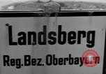 Image of emaciated corpses Landsberg Germany, 1945, second 3 stock footage video 65675073909