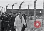 Image of emaciated corpses Landsberg Germany, 1945, second 16 stock footage video 65675073909