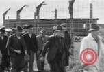 Image of emaciated corpses Landsberg Germany, 1945, second 17 stock footage video 65675073909