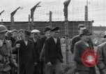 Image of emaciated corpses Landsberg Germany, 1945, second 19 stock footage video 65675073909