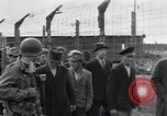 Image of emaciated corpses Landsberg Germany, 1945, second 20 stock footage video 65675073909