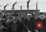 Image of emaciated corpses Landsberg Germany, 1945, second 21 stock footage video 65675073909