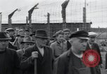 Image of emaciated corpses Landsberg Germany, 1945, second 22 stock footage video 65675073909