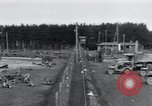 Image of emaciated corpses Landsberg Germany, 1945, second 25 stock footage video 65675073909