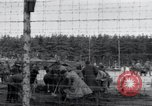 Image of emaciated corpses Landsberg Germany, 1945, second 51 stock footage video 65675073909