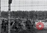 Image of emaciated corpses Landsberg Germany, 1945, second 53 stock footage video 65675073909