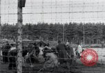 Image of emaciated corpses Landsberg Germany, 1945, second 54 stock footage video 65675073909