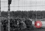 Image of emaciated corpses Landsberg Germany, 1945, second 55 stock footage video 65675073909